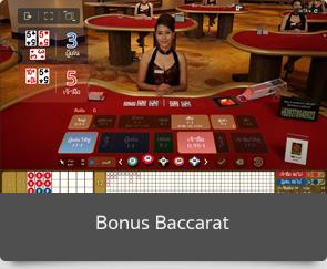 golden live casino bonus baccarat