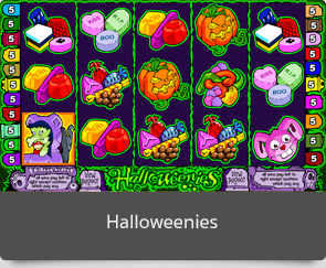 golden slot halloweenies