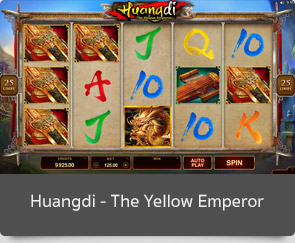 golden slot huangdi