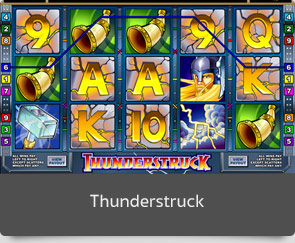 golden slot thunderstruck