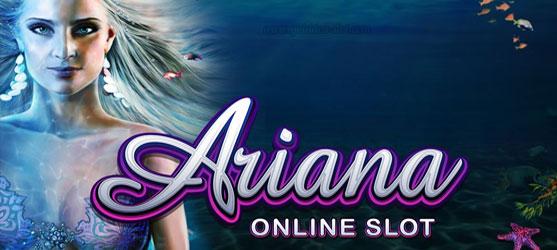 Ariana slot online