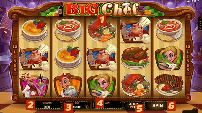 big chef goldenslot