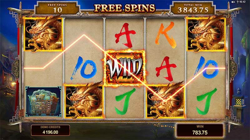 free spin slot