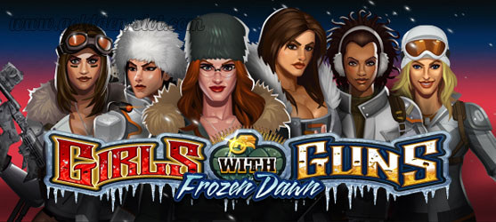 girls with guns II slot online
