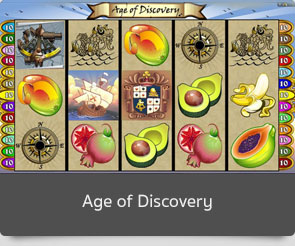 Golden slot age of discovery