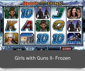 Golden slot girls with guns ii frozen dawn