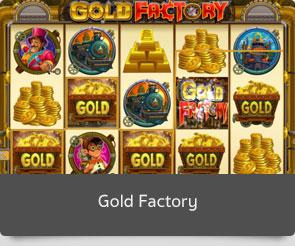Golden slot gold factory