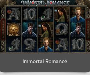 Golden slot immortal romance