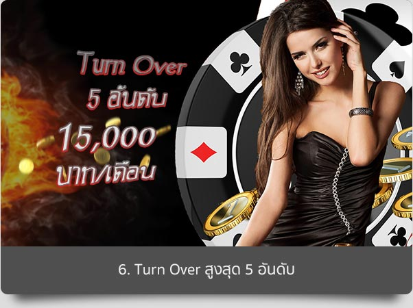 goldenslot topturnover promotion