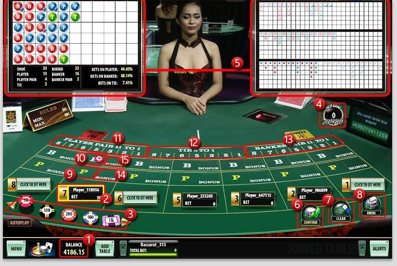 howto goldenslot live casino
