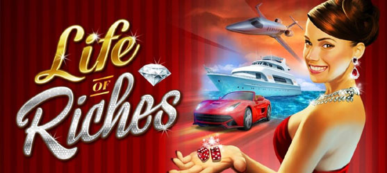life of riches slot online
