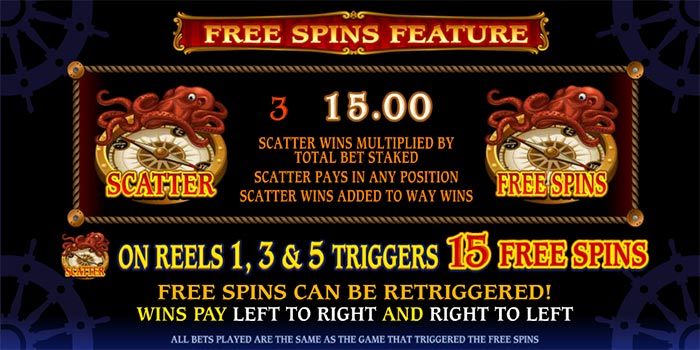 loose cannon freespins