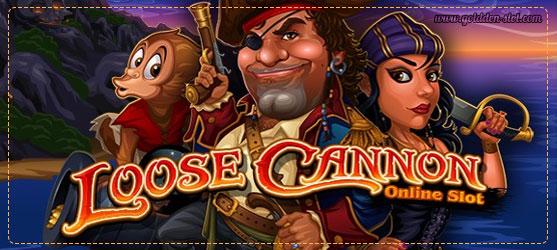 loose cannon slot online
