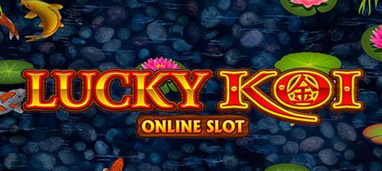 lucky koi slot online