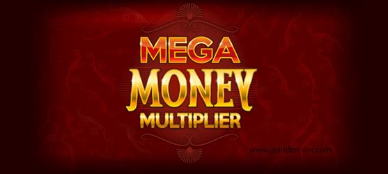 mega money golden slot online