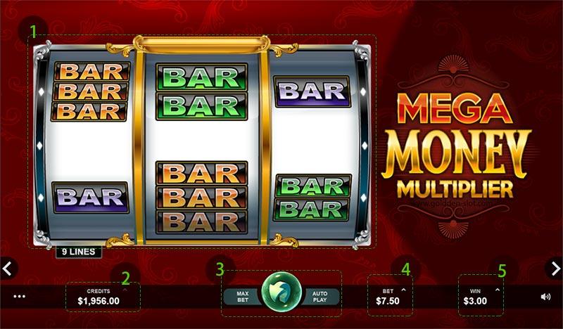 การเล่น สล็อต mega money