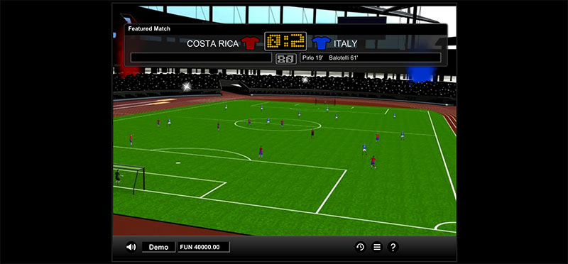 play virtual socer world cup