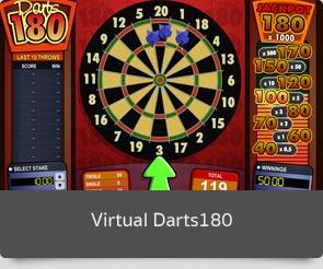 virtual darts180