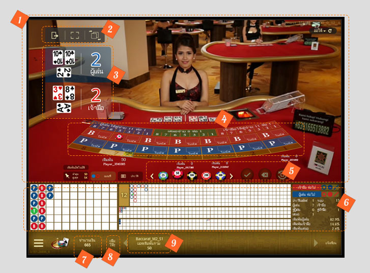 baccarat multiplayer goldenslot