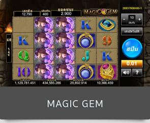 magic gem slot online