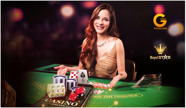 gclub casino slot online