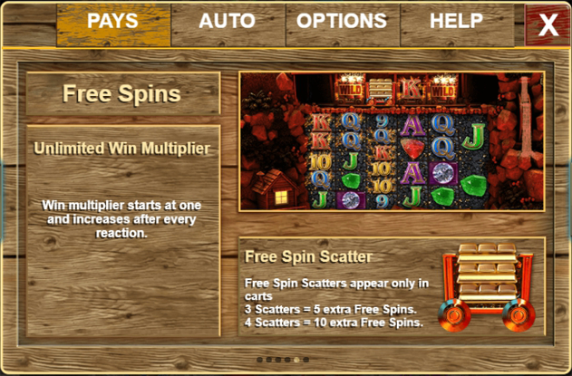 Unlimited Win Multiplier