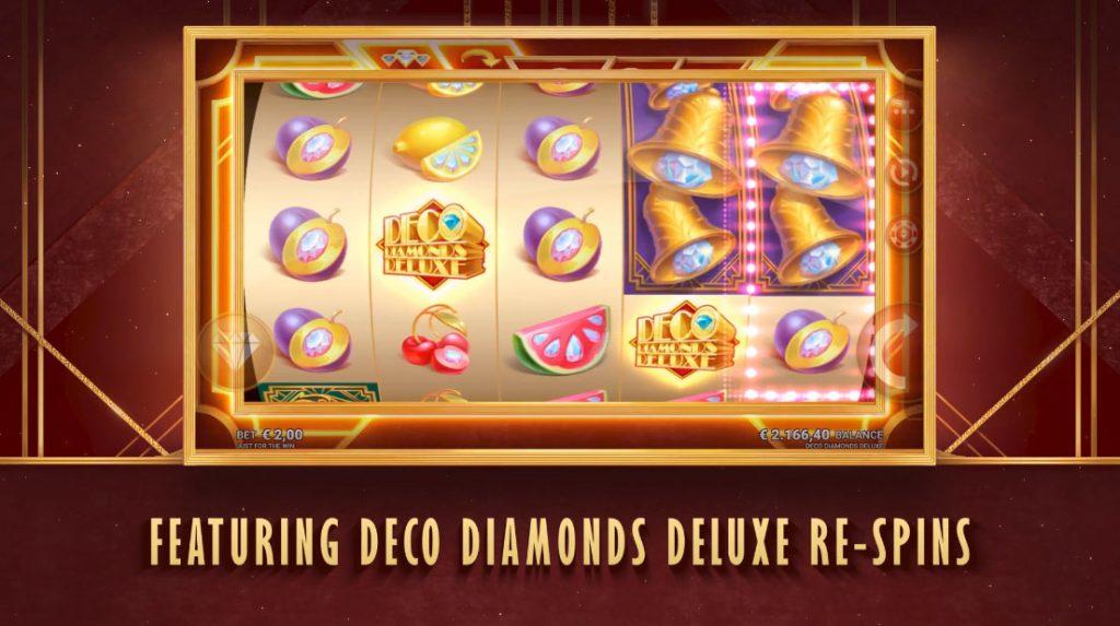 สัญลักษณ์เสริม Wild Diamond