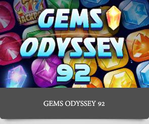เกมสล็อต Gems Odyssey 92