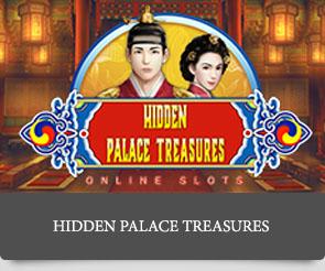 เกมสล็อต hidden palace treasures