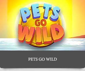 เกมสล็อต Pets Go Wild