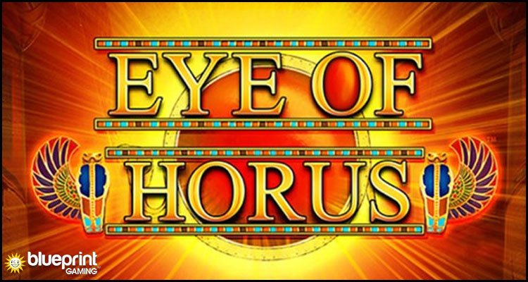 เปิดตัว Eye of Horus- Power 4 Slots advance