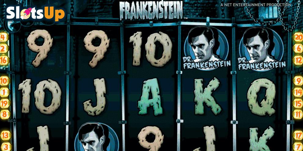 Frankenstein Slots เกมสล็อตออนไลน์ แฟรงเกนสไตน์