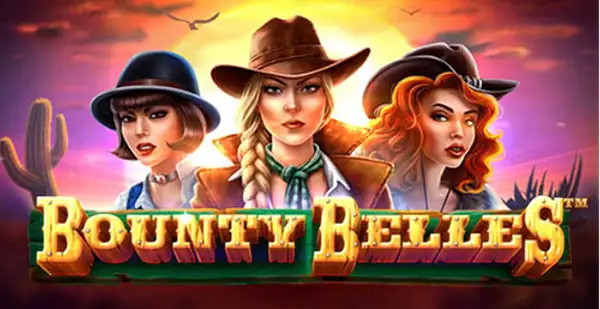 Wild West adventure Bounty Belles slot