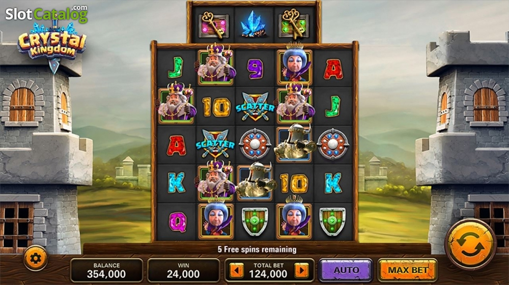 รีวิว Crystal Kingdom (Electric Elephant) slot